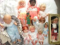 Selection of Dolls