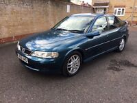 Vauxhall vectra 1.8sri 130bhp 2owners full service history