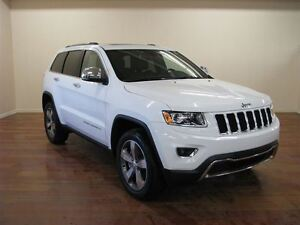 2016 Jeep Grand Cherokee Limited CUIR TOIT NAV LOCATION 799$/MOI