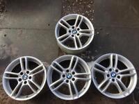 bmw alloy wheels 18 inch
