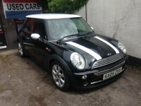 05 MINI ONE 1.6 FULL MOT LATER ALLOYS CLEAN CAR DRIVES WELL £1695