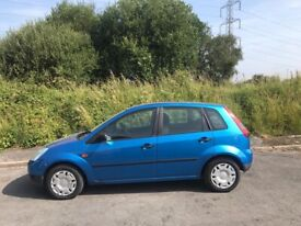 image for FORD FIESTA 1.4 ZETEC LX 05 REG 5 DOOR MOT MAY 16TH 2022 LADY OWNER LOW INSURANCE 48+MPG