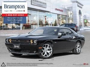 2016 Dodge Challenger R/T Company Demo Only 8000 Kms