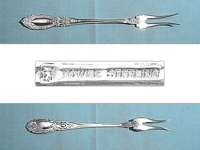 (TOWLE STERLING PICKLE / OLIVE FORK ~ KING RICHARD ~ NO MONO)