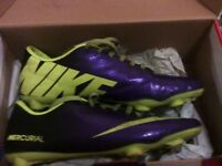 ## USED ## Nike Mercurial Rugby/Football boots