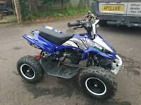 Kids xtm monster mini quad 50cc