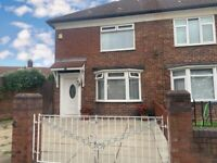 Two Bedroom End Terrace House to Let in Huyton Liverpool