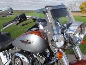2014 harley-davidson FLSTN Softail Deluxe  103  2,900 KM and ONL London Ontario image 7
