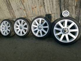 Alloy wheels multi fit
