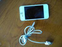 Apple iPhone 4S -16GB white Unlocked