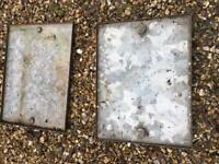 Manhole covers Two with Frames