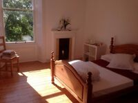 LARGE DOUBLE BEDROOM IN BEAUTIFUL BRUNTSFIELD HOME sharing with one female phd student