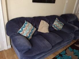 Sofa and Table for sale £99
