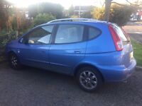 cheap chevrolet tacuma 1.9 57000 miles