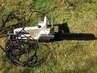 RYOBI ELECTRIC CHAINSAW CS1540 - OREGON DOUBLE GUARD 91
