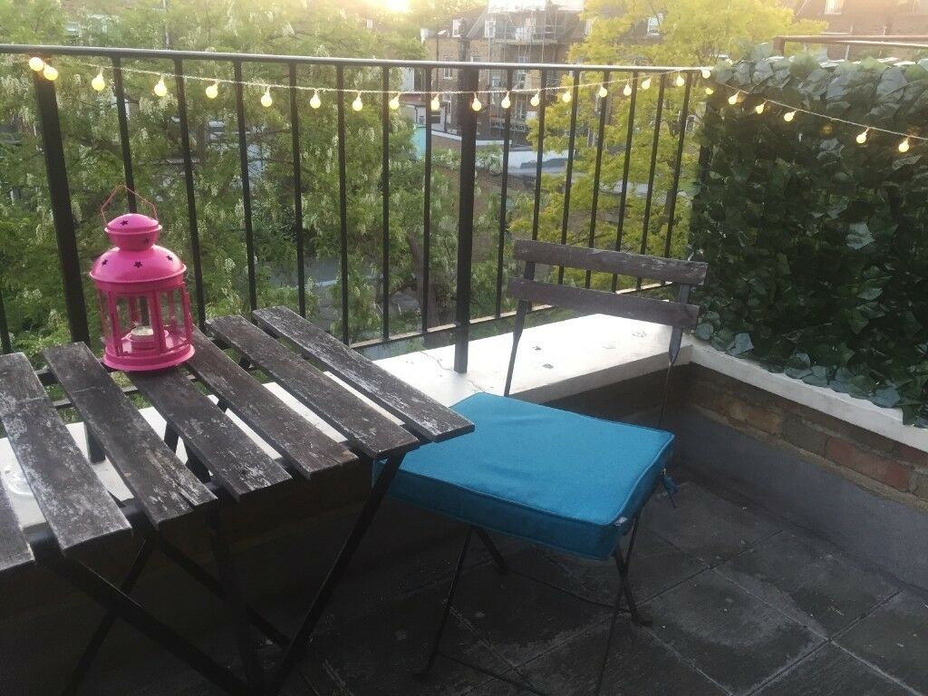 Charming 1 bdr with balcony in great location 5 min walk to finsbury park tube