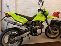 Ccm 600 2002 only 2000 miles