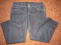 JEANS , TROUSERS , JACKETS, SIZE 18-20, BRAND NEW