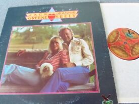 Jack Greene, Jeannie Seely ‎– Greatest Hits Gusto Records – GT-0092 LP 1982
