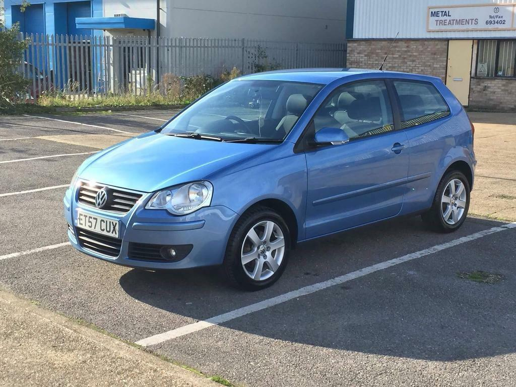 Volkswagen Polo 1.4 Match 3dr Full service history