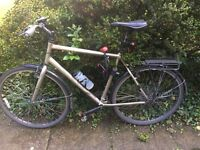 """Trek FX 7.0 20"""" Hybrid Bike"""