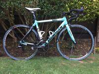 Bianchi 1885 road bike 53cm* top tube