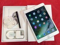 Apple iPad Mini 3 128GB, WiFi, White, +WARRANTY, NO OFFERS