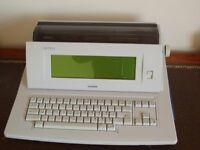 Brother Word Processor. New Condition
