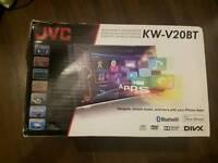 JVC car Dvd Stereo
