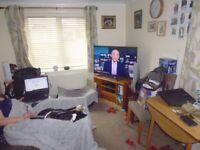 ONE BEDROOM GROUND FLOOR FLAT TO EXCHANGE