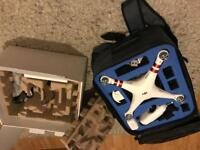 Phantom 3 standard with backpack,box and accessories