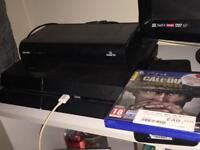 Ps4 and cod ww11