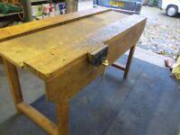 Carpenters Work Bench