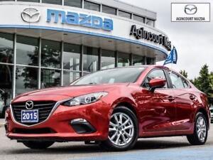 2015 Mazda Mazda3 GS-Heated Sts, Bluetooth, Back Up Cam, Push St