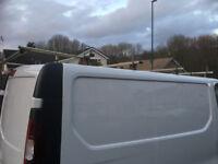 renault trafic roof rack