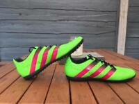 Size 10 Adidas Ace 16.1 Football Boots For Astro Turf