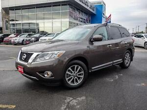 2015 Nissan Pathfinder REMOTE START/POWER LIFTGATE