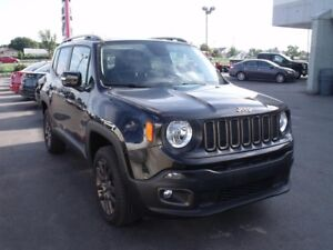 2016 Jeep Renegade 75e +4X4+AUTO+DOUBLE TOIT