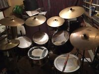 Drum Kit seeks loving new home! Perfect for Christmas!!