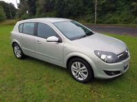 2008 VAUXHALL ASTRA 1.9CDTI SXI MOT NOV 2017 FULL HISTORY 2 KEYS 1 FORMER NEW TIMING BELT DRIVE AWAY