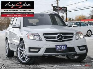 2012 Mercedes-Benz GLK-Class 4Matic GLK350 ONLY 107K! **TECHN...
