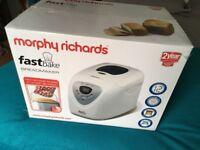 Morphy Richards Fast Bake breadmaker
