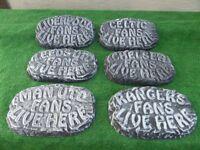Concrete Garden Ornaments,Plaques,Crosses and Grave Markers........