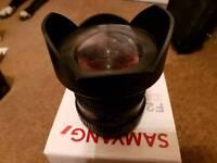 Samyang 14mm F / 2.8 If ED UMC Wide‑Angle Lense