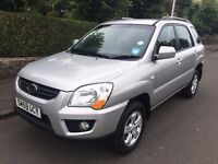 KIA SPORTAGE 2.0 XE 2WD 59 PLATE 60,000 MILES FULL HISTORY ONE OWNER