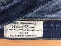 All Saints Ladies Jeans