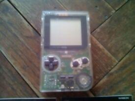 Game Boy Pocket.
