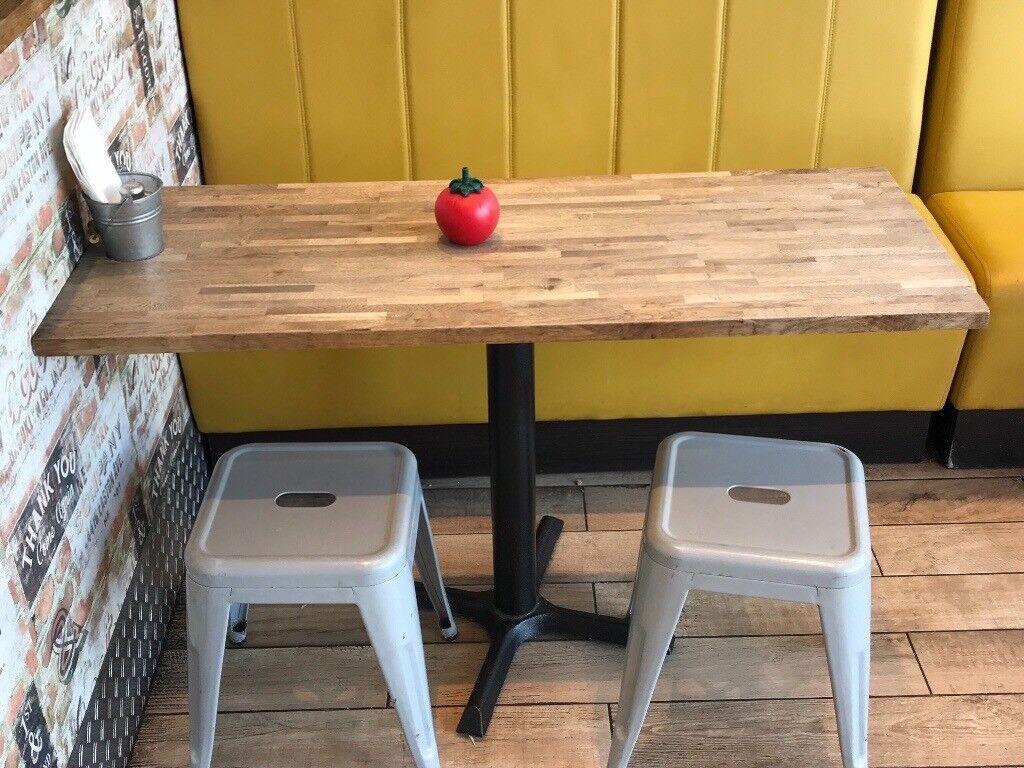 Restaurant tables x4 available