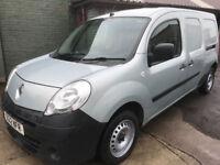 2012 Renault Kangoo Maxi LL+ DCi 90 1.5 Diesel Van