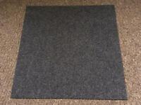 8x Carpet Tiles (50cm x 50cm)